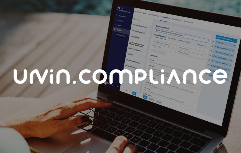 Urvin.Compliance Press Release